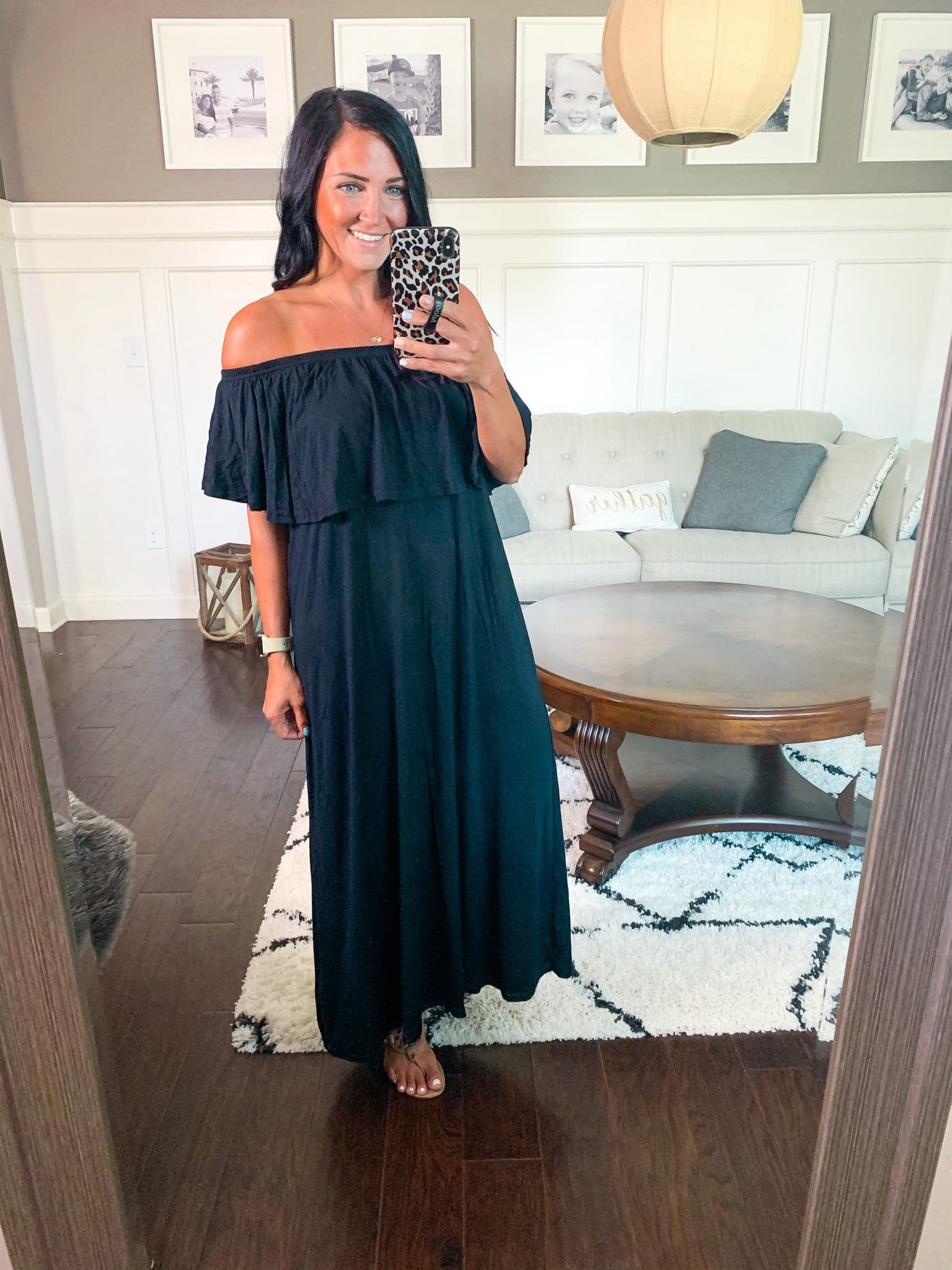 Versatile Maxi Dress, Amazon Haul, Stilettos and Diapers, Molly Wey
