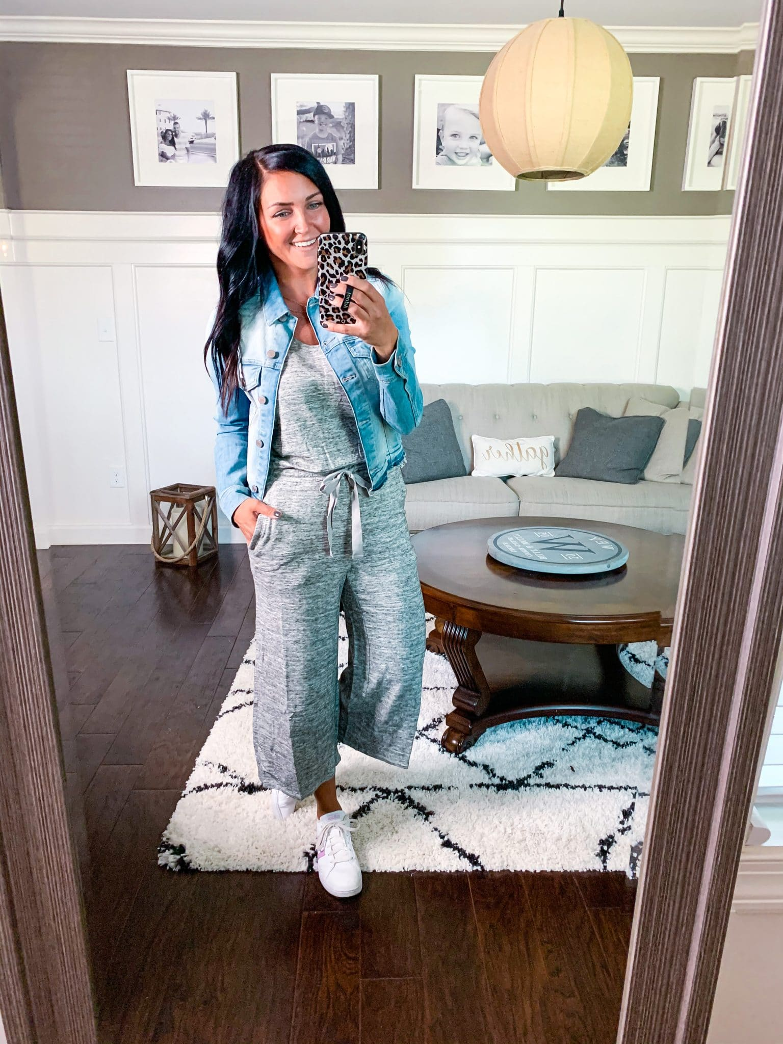 Casual Jumpsuit, Summer to fall fashion, Amazon Finds, Stilettos and Diapers, Molly Wey