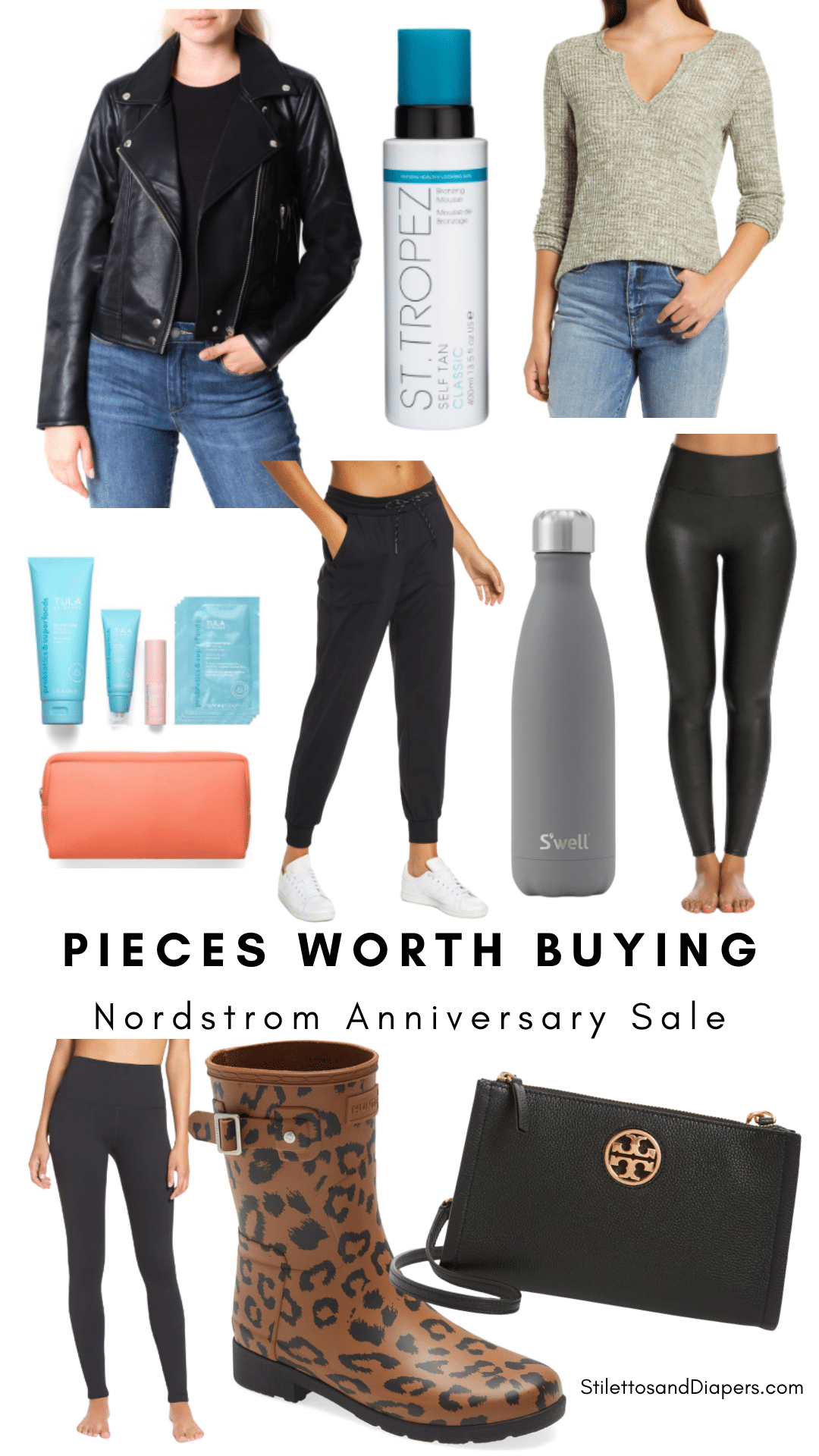 Nordstrom Anniversary Sale, Stilettos and Diapers