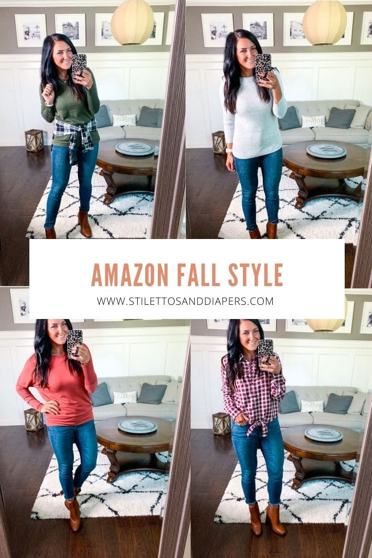 Amazon Finds, Amazon Fall Style, Fall Transition, Stilettos and Diapers, Molly Wey