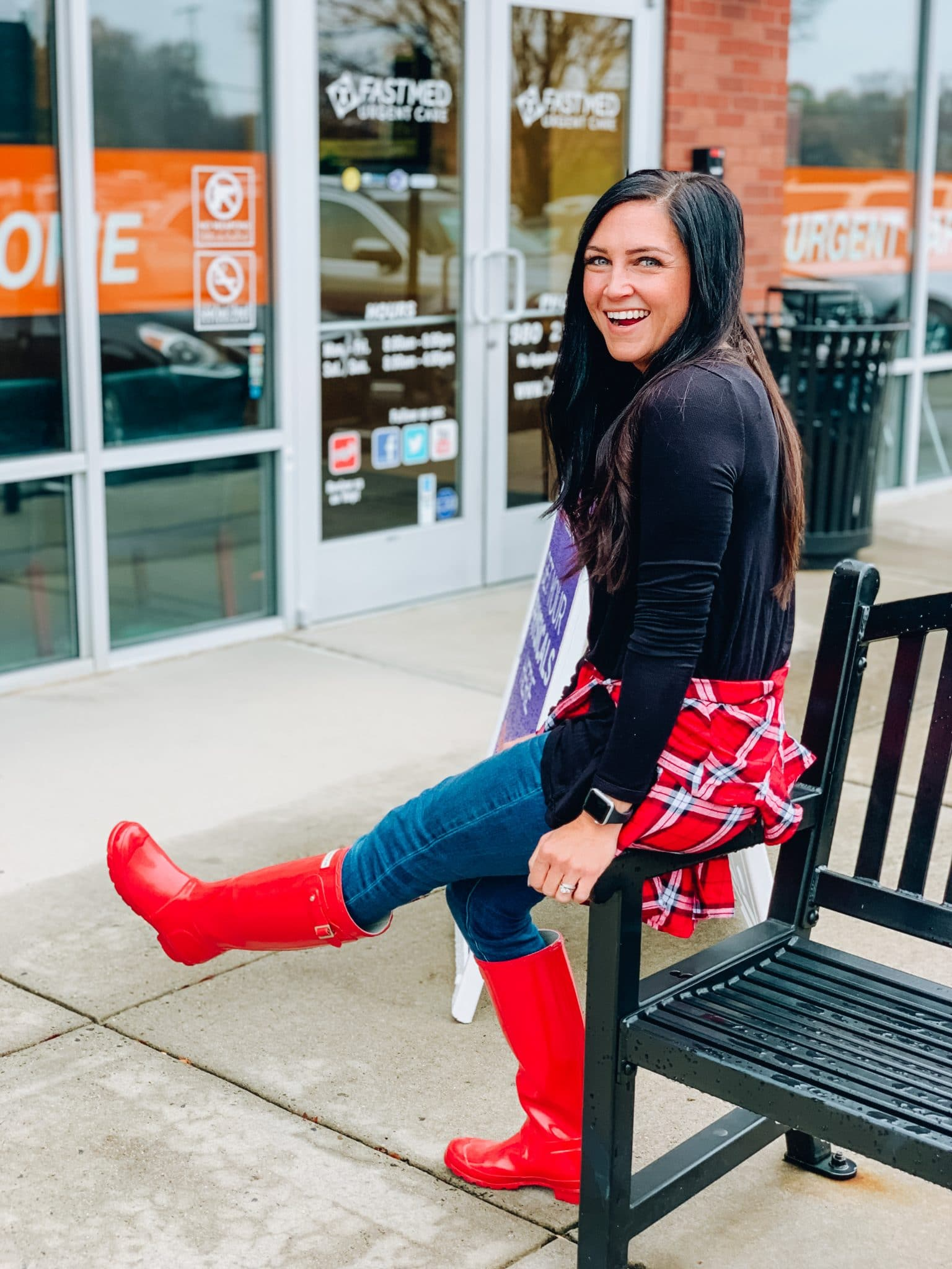 Hunter Boots, Fall Fashion Essentials, Stilettos and Diapers, Molly Wey