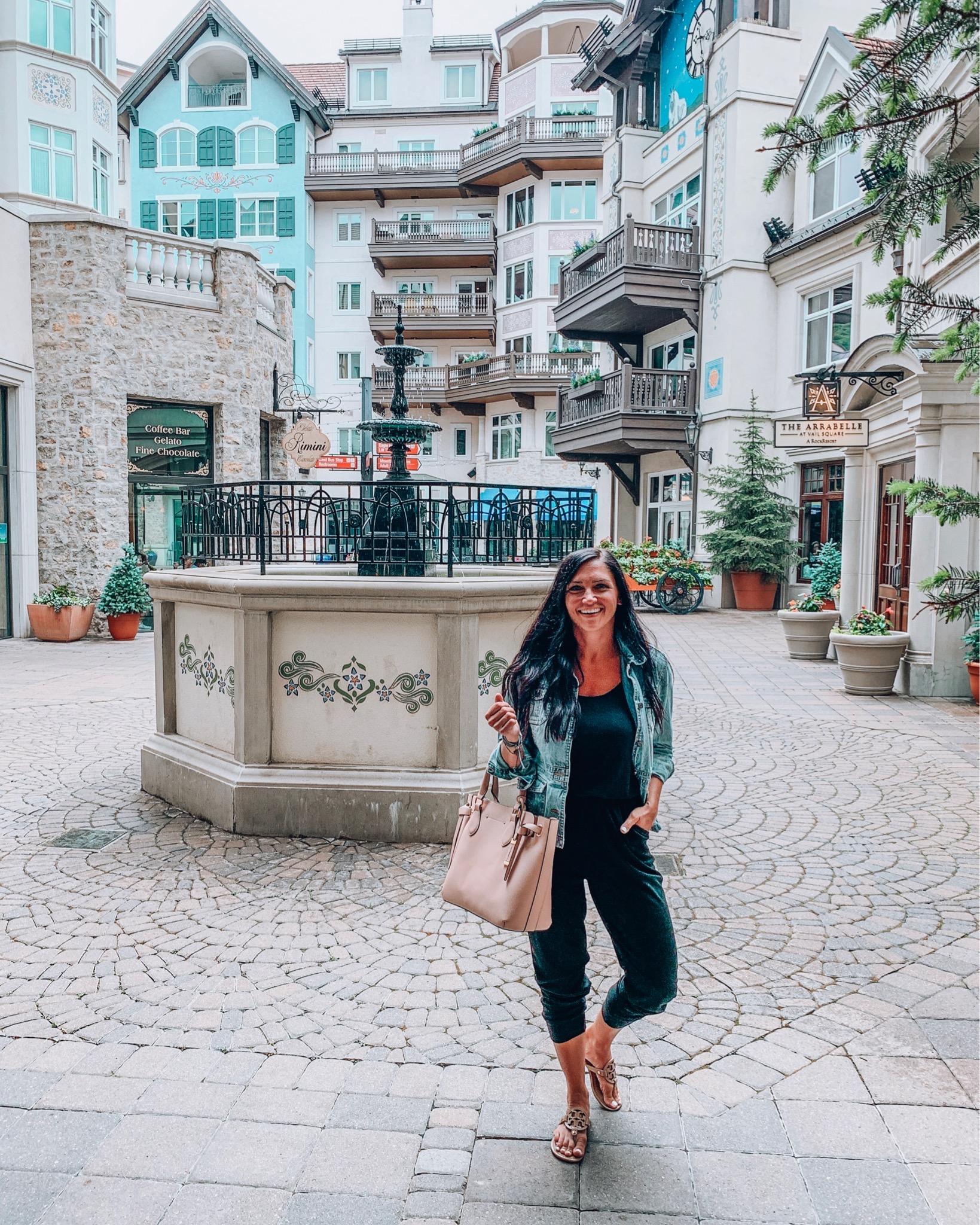 Denim Jacket, Fall Fashion Essentials, Stilettos and Diapers, Molly Wey