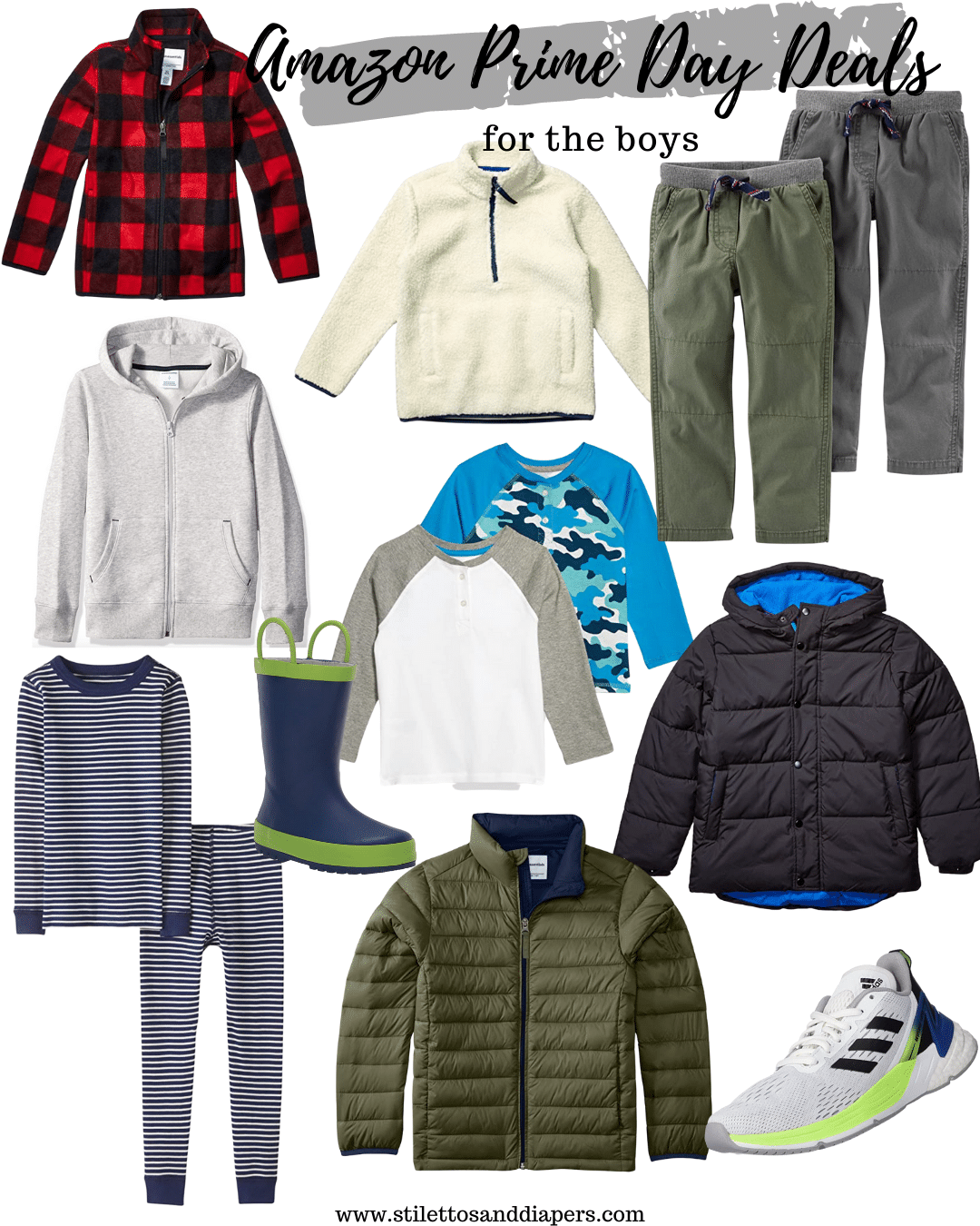 The Best Boys Prime Day Deals 2020