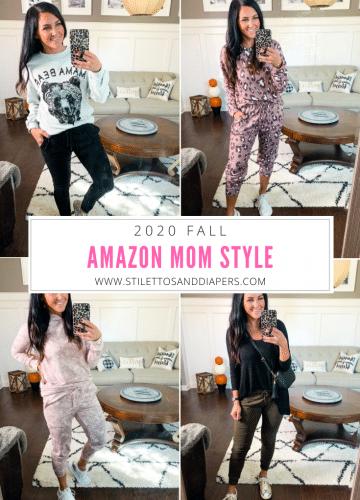 Fall Amazon Mom Style, Stilettos and Diapers, Founditonamazon, Molly Wey