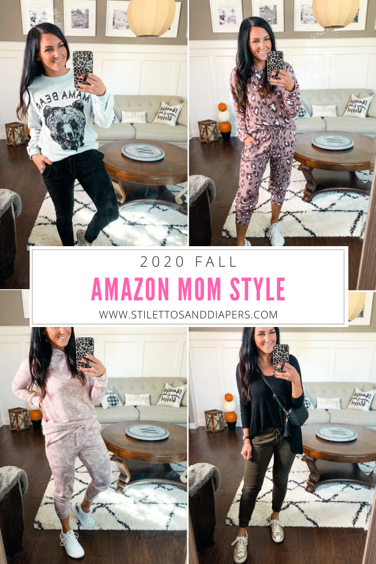 Fall Amazon Mom Style, Stilettos and Diapers, Founditonamazon, Molly Wey