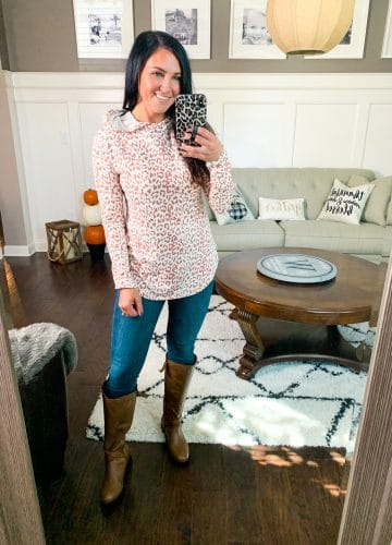 Leopard Hoodie, Fall Amazon Finds, Fall Clothing Style, Stilettos and Diapers