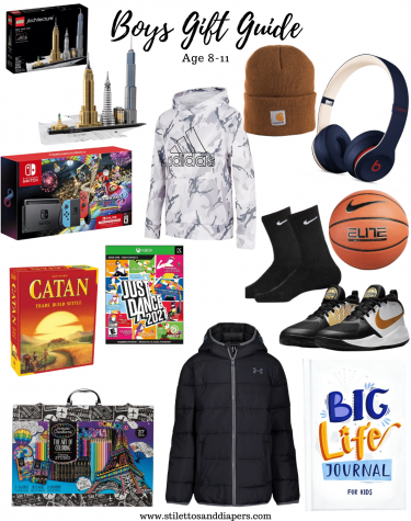 Boys Gift Guide (Toddlers, Grade School and Pre-Teens)