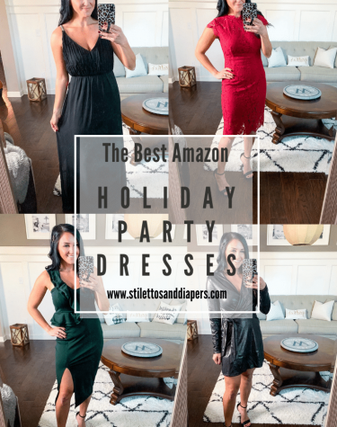 Amazon Holiday Party Dresses