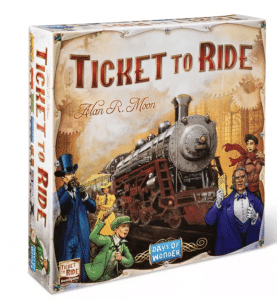 Ticket To Ride Sale, Stilettos and Diapers