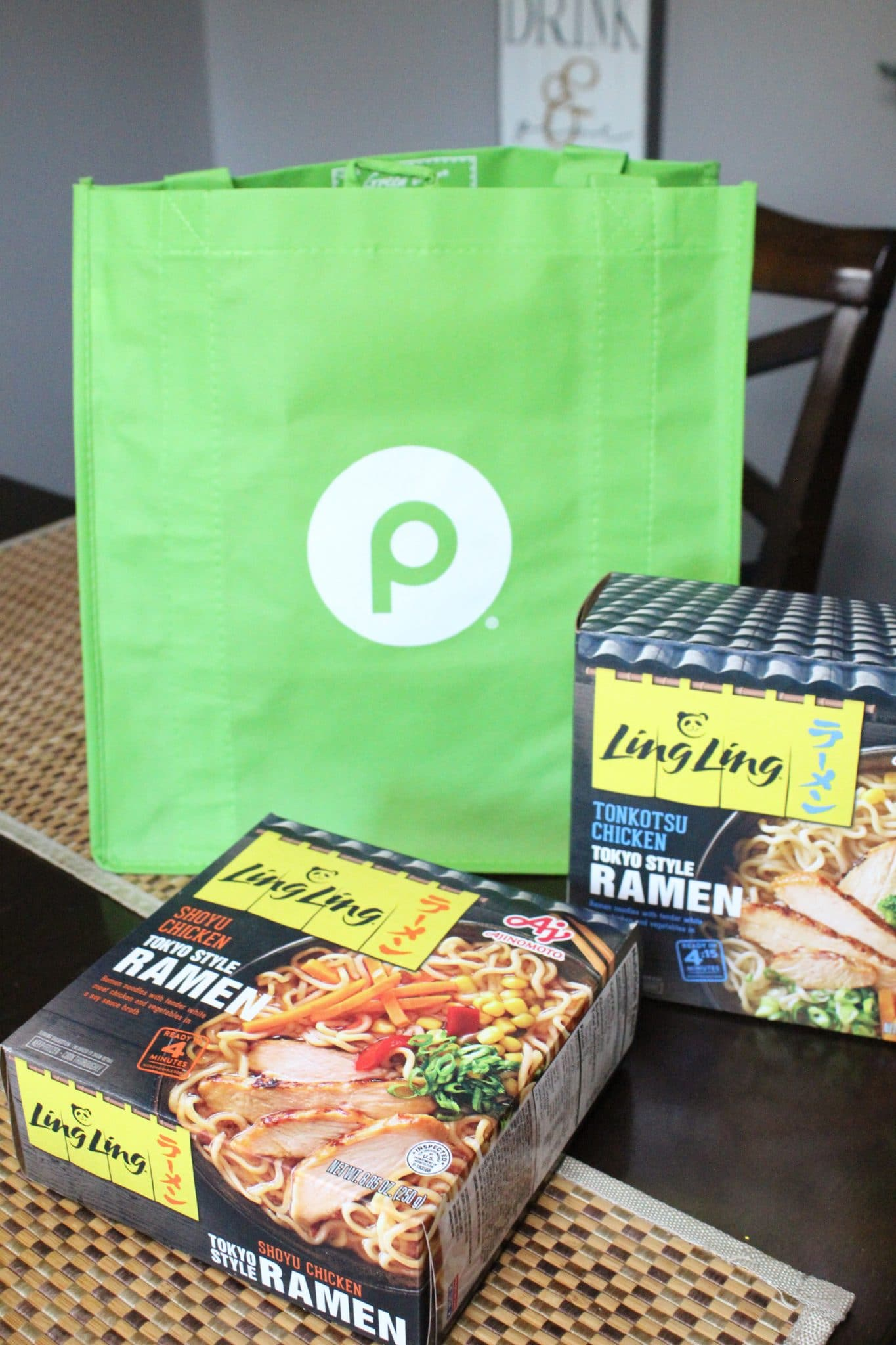 Ling Ling Ramen review, Teenage Boy Snacking, Take Out Meals at home, Stilettos and Diapers