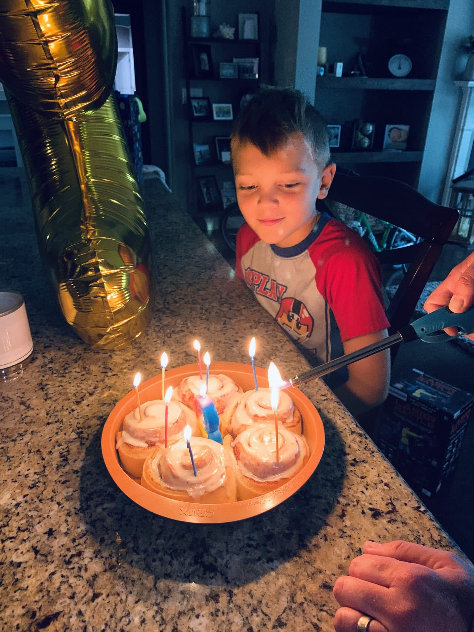 9th Birthday, Kid birthday 2020, Callan Wey, Stilettos and Diapers