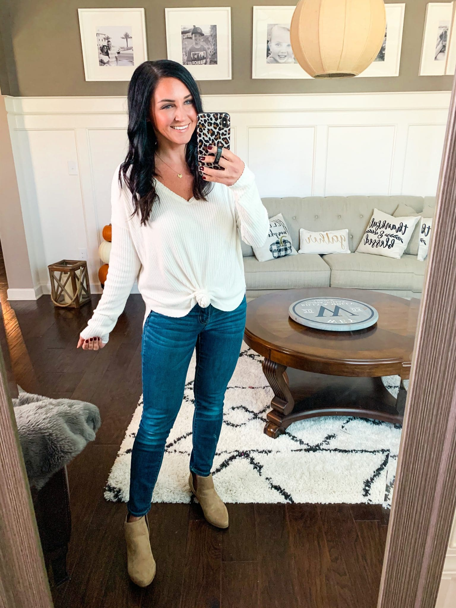 Free People Dupe Thermal, Target Style, Stilettos and Diapers, Molly Wey