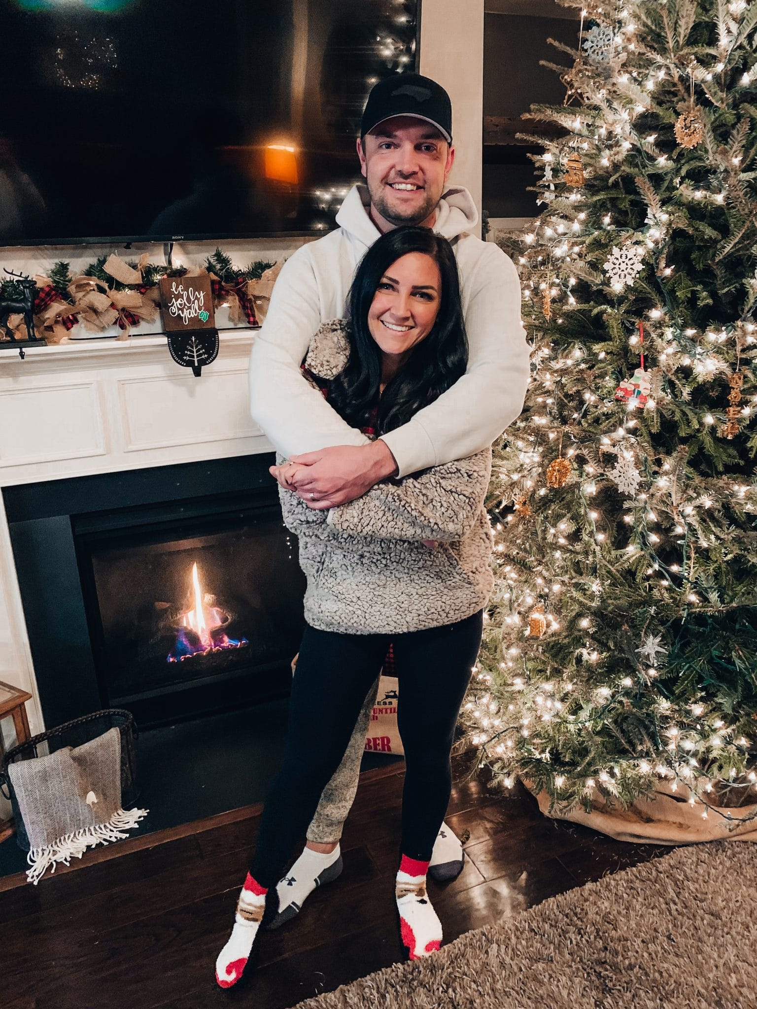 Stilettos and Diapers, Christmas 2020, Christmas Cocktail, Christmas food