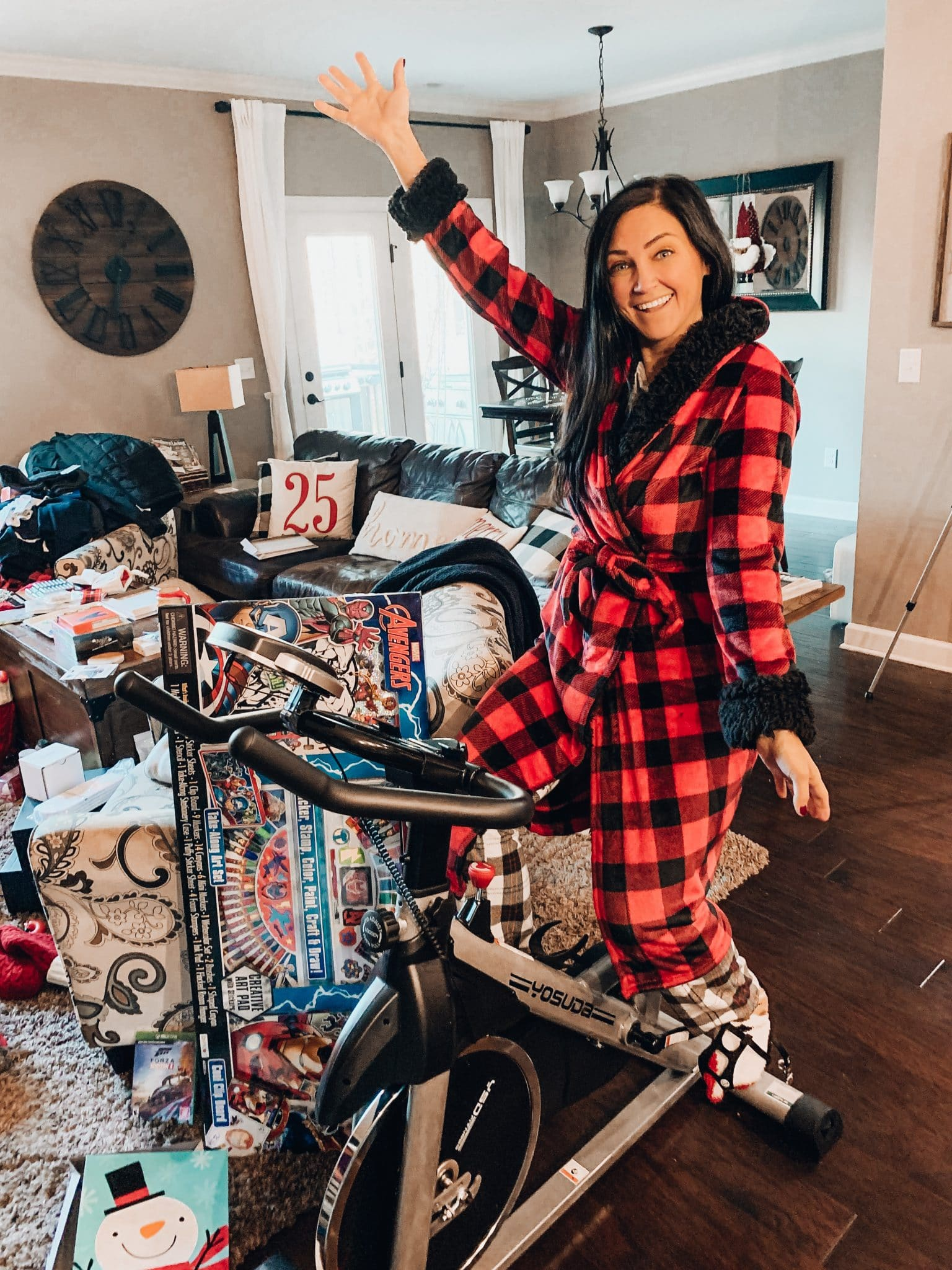 Cycle bike, Stilettos and Diapers, Christmas 2020, Christmas gifts, Motherhood