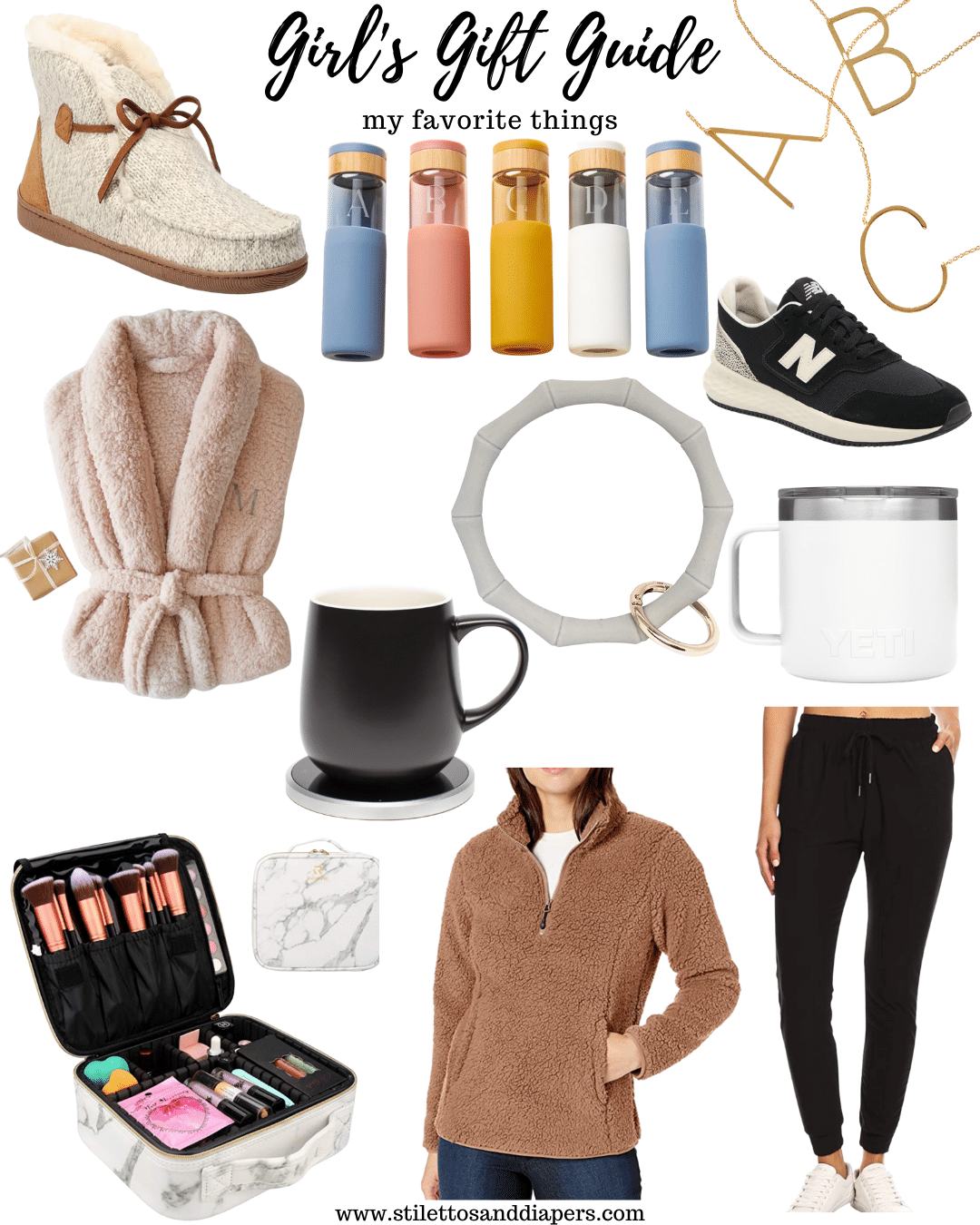 Girl's Gift Guide, Stilettos and Diapers, Best girl gifts 2020