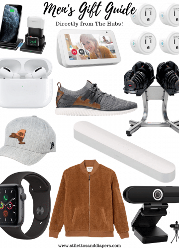 2020 Men's Gift Guide, Stilettos and Diapers, Men's gift ideas