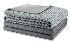 Weighted blanket for adults and kids, Stilettos and Diapers