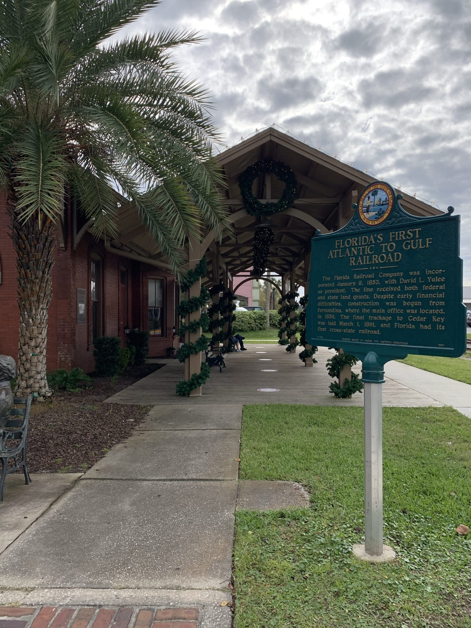 Downtown Amelia Island, Florida, Stilettos and Diapers