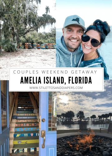 Amelia Island Vacation, Stilettos and Diapers, Omni Amelia