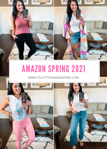 Amazon Spring Picks 2021, Stilettos and Diapers, Molly Wey