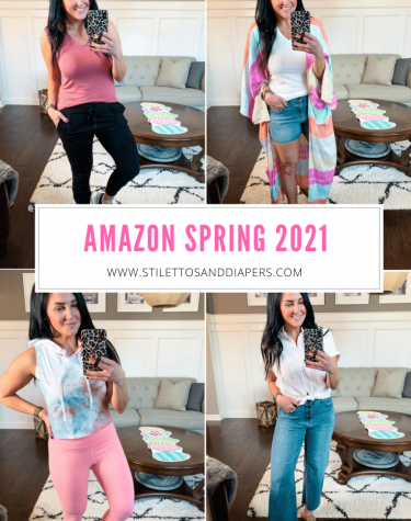 February Amazon Haul (Spring Break Style)