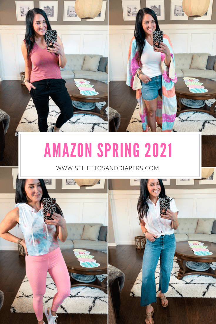 Amazon Spring Picks 2021, Stilettos and Diapers, Molly Wey