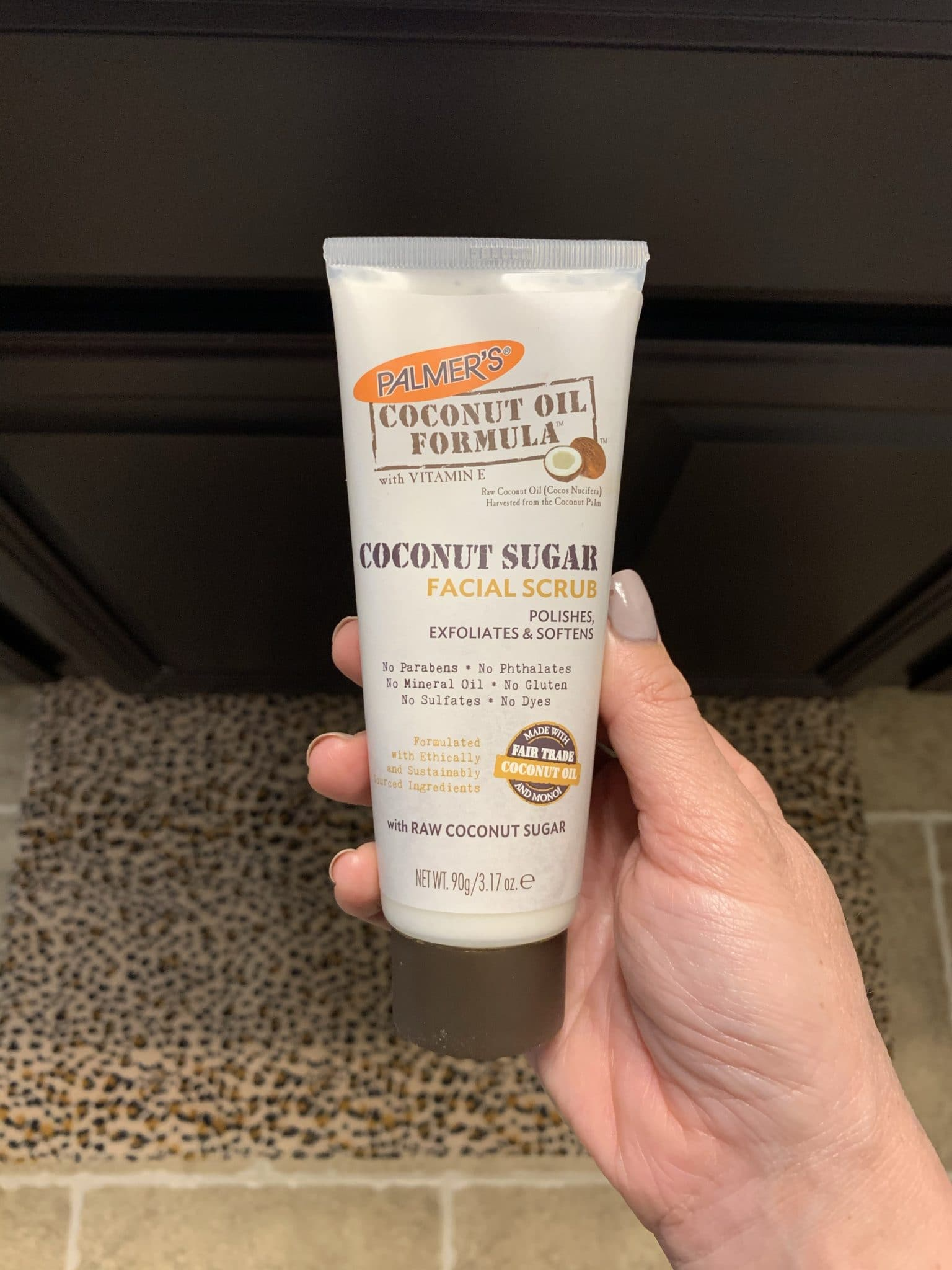 Coconut Scrub, Best Beauty Products 2021, Stilettos and Diapers