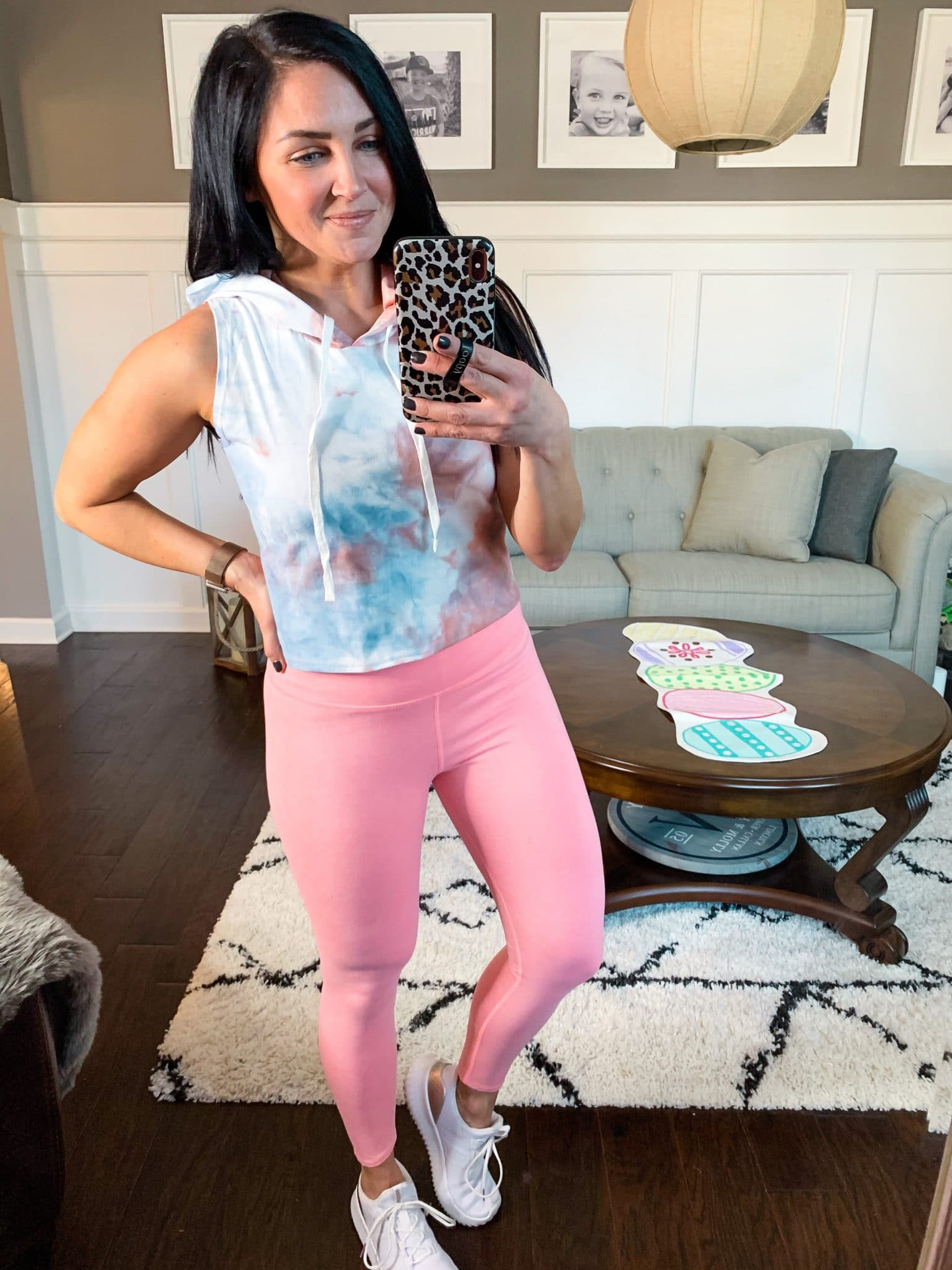 Amazon athletic wear, Spring Style, Amazon Spring Outfits, Stilettos and Diapers, Molly Wey