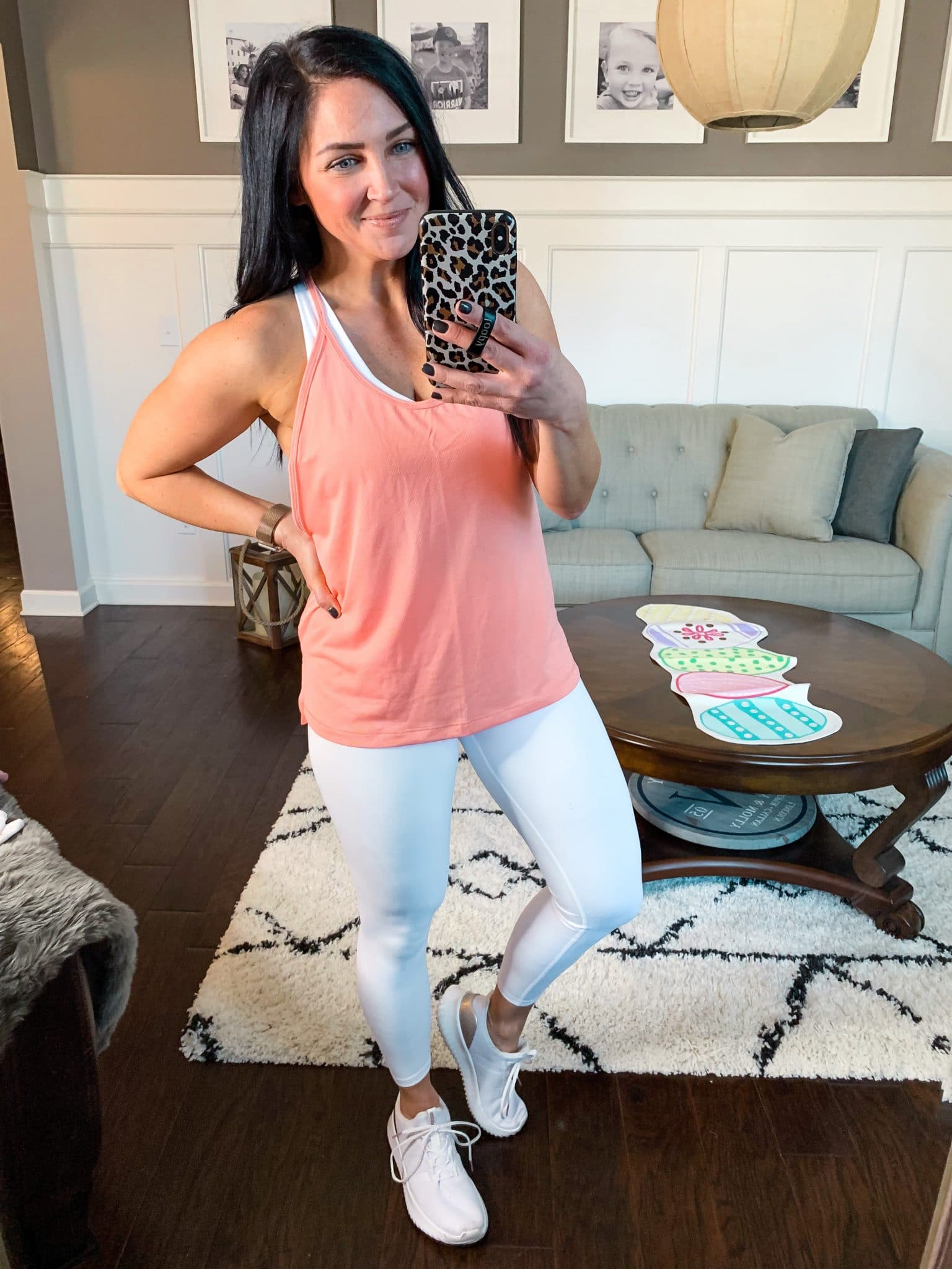 Amazon workout wear, Spring Style, Amazon Spring Outfits, Stilettos and Diapers, Molly Wey