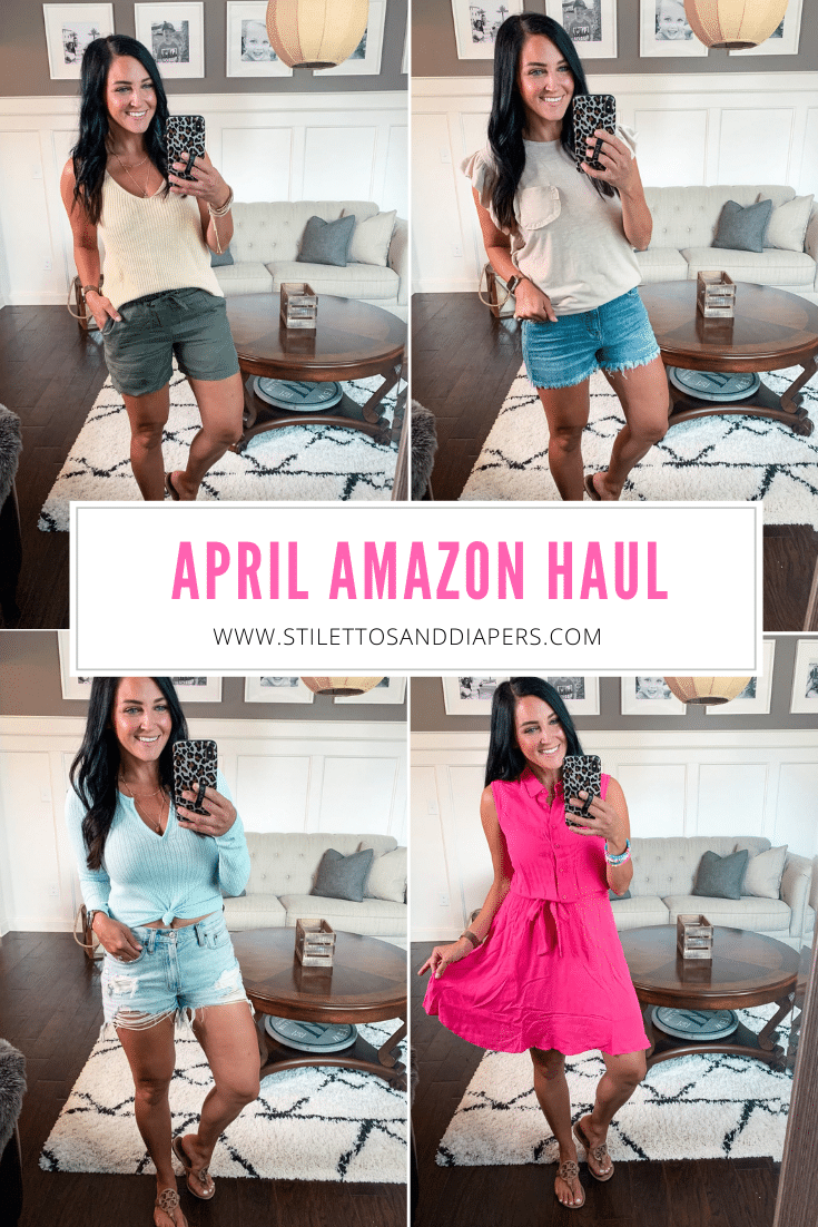 April Amazon Haul