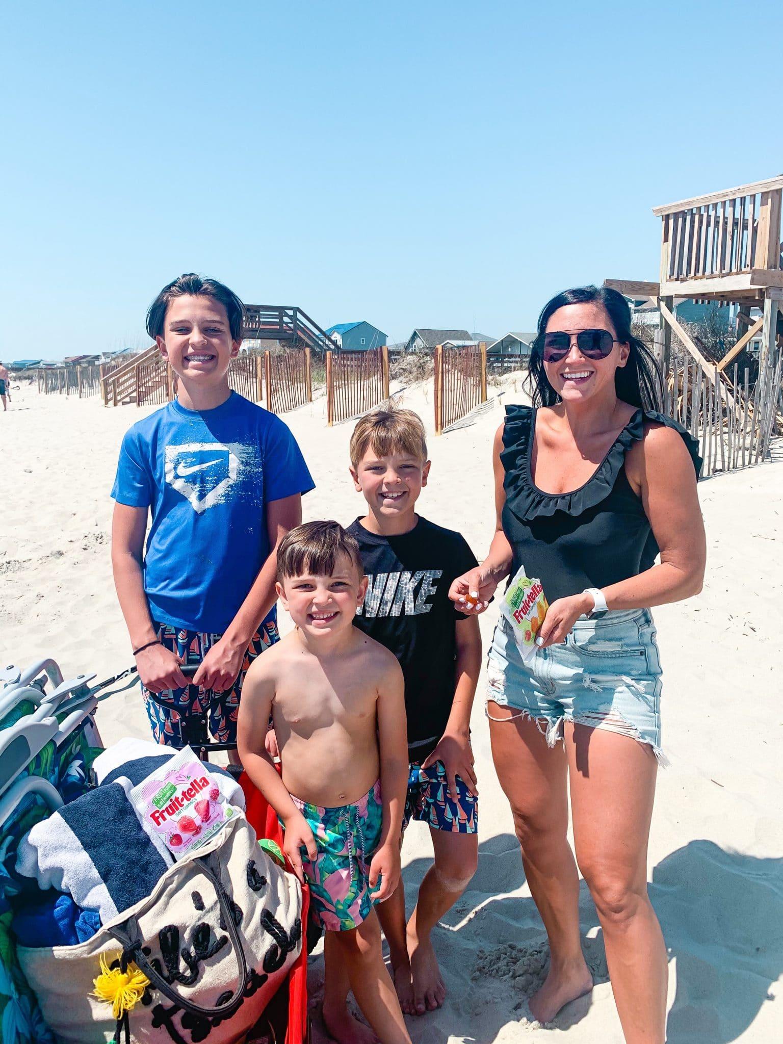 Ocean Isle Beach, North Carolina Beaches, Family Travel, Stilettos and Diapers