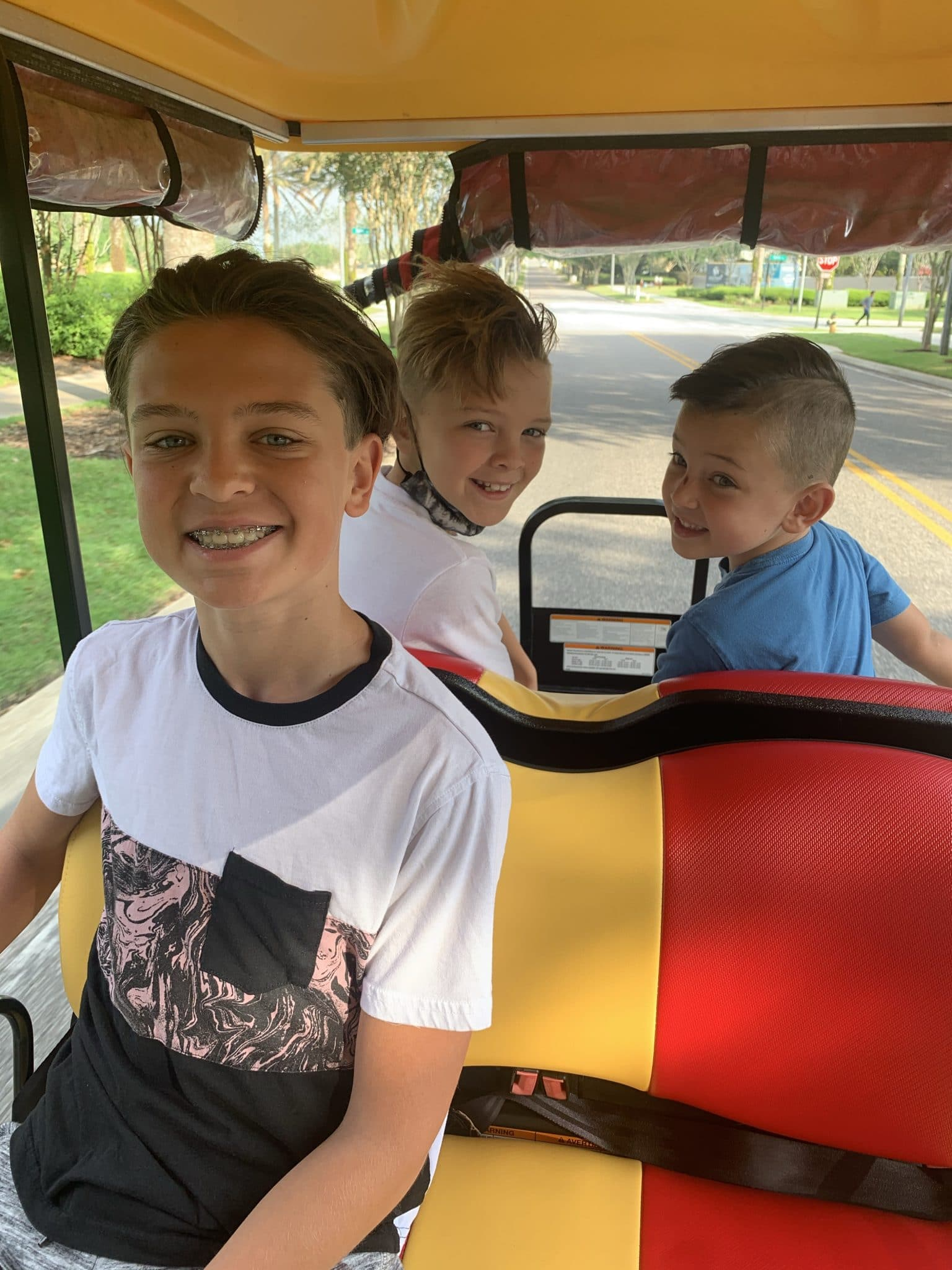 Reunion Resort, Stilettos and Diapers, Central Florida Travel, Kissimmee Trip