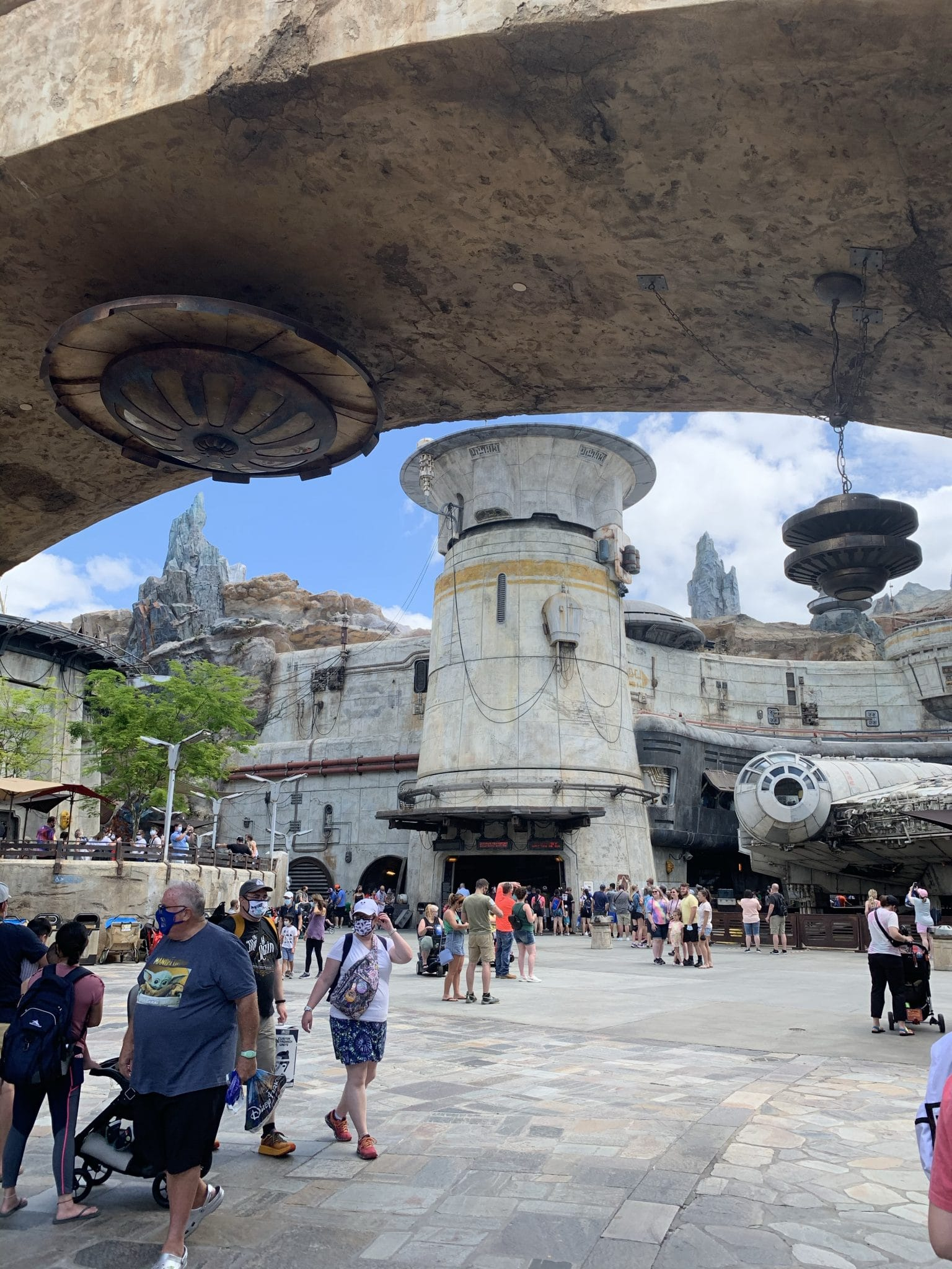 Star Wars, Disney World Family Vacation 2021, Stilettos and Diapers