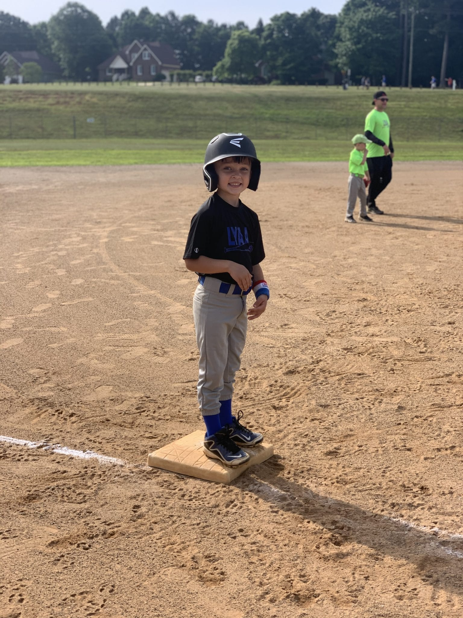 Lincoln Wey, Baseball season, Stilettos and Diapers, Lake Norman Baseball