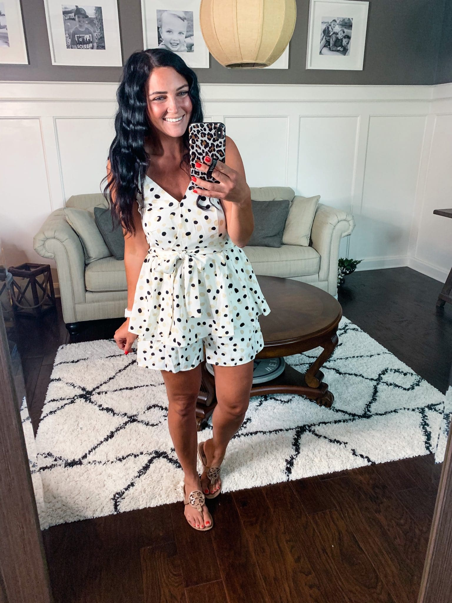 Amazon Haul, Summer Style, Stilettos and Diapers, Molly Wey, Romper
