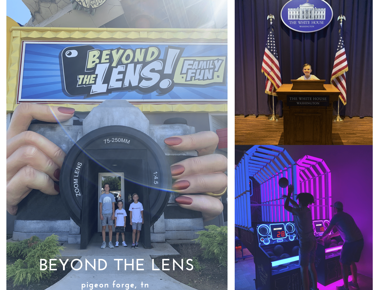 Beyond The Lens, Pigeon Forge Family Travel Guide, Stilettos and Diapers