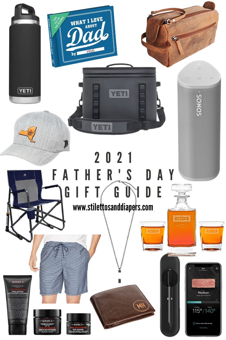 Father's Day Gift Guide 2021, Stilettos and Diapers