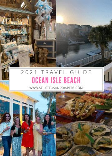Ocean Isle Beach Travel Guide, Stilettos and Diapers, Family Travel, Girls trip, North Carolina Beaches