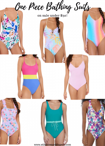 One Piece Bathing Sale Suits