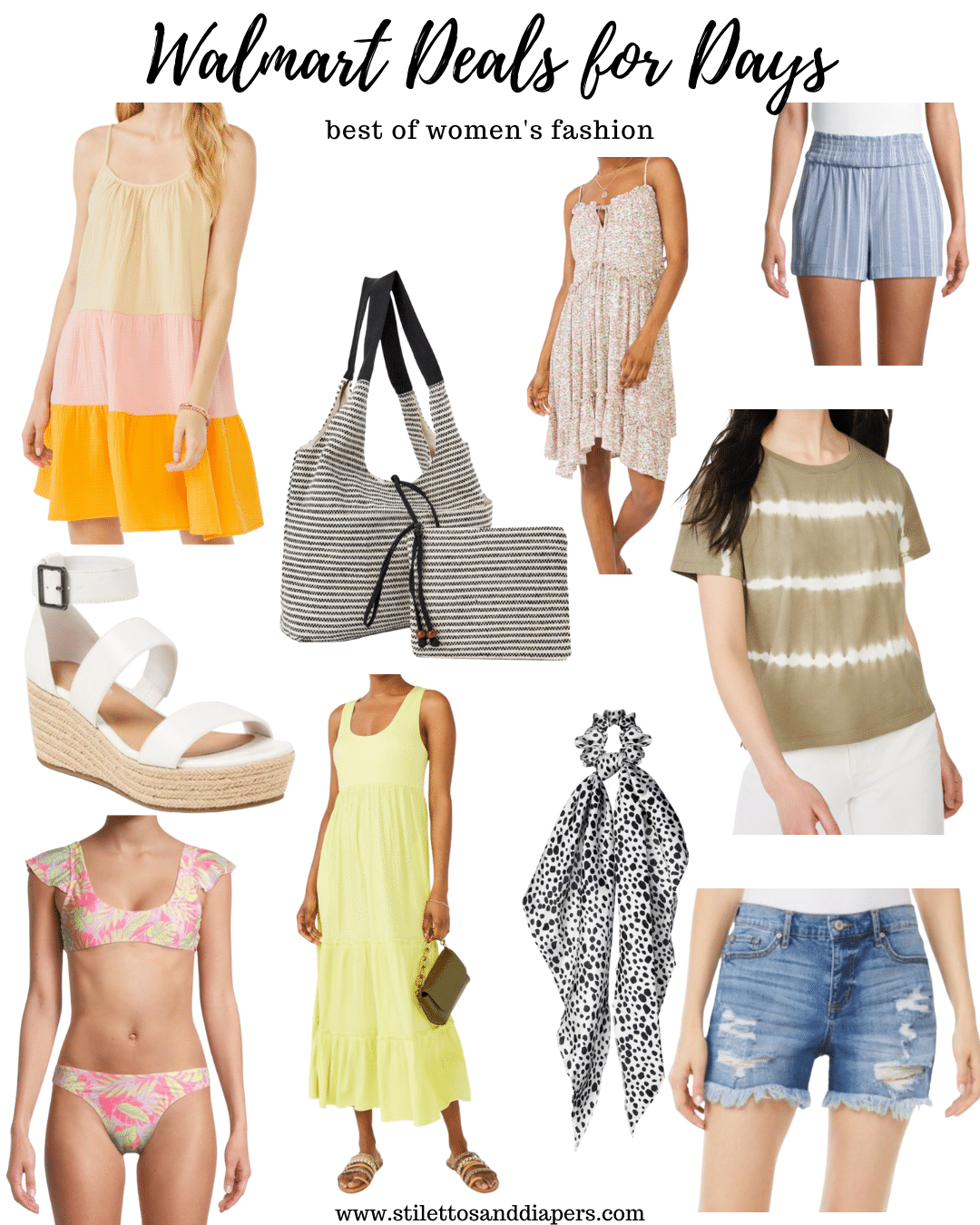 Walmart Deals for Days, Best womens fashion from Walmart