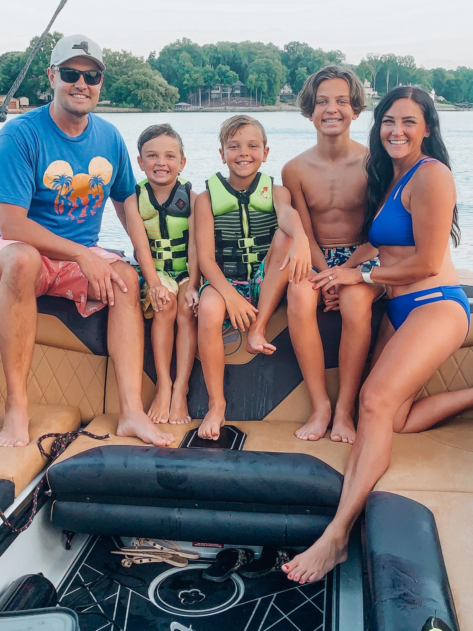 Memorial Day Weekend, Summer Family Fun, Stilettos and Diapers, Lake Norman