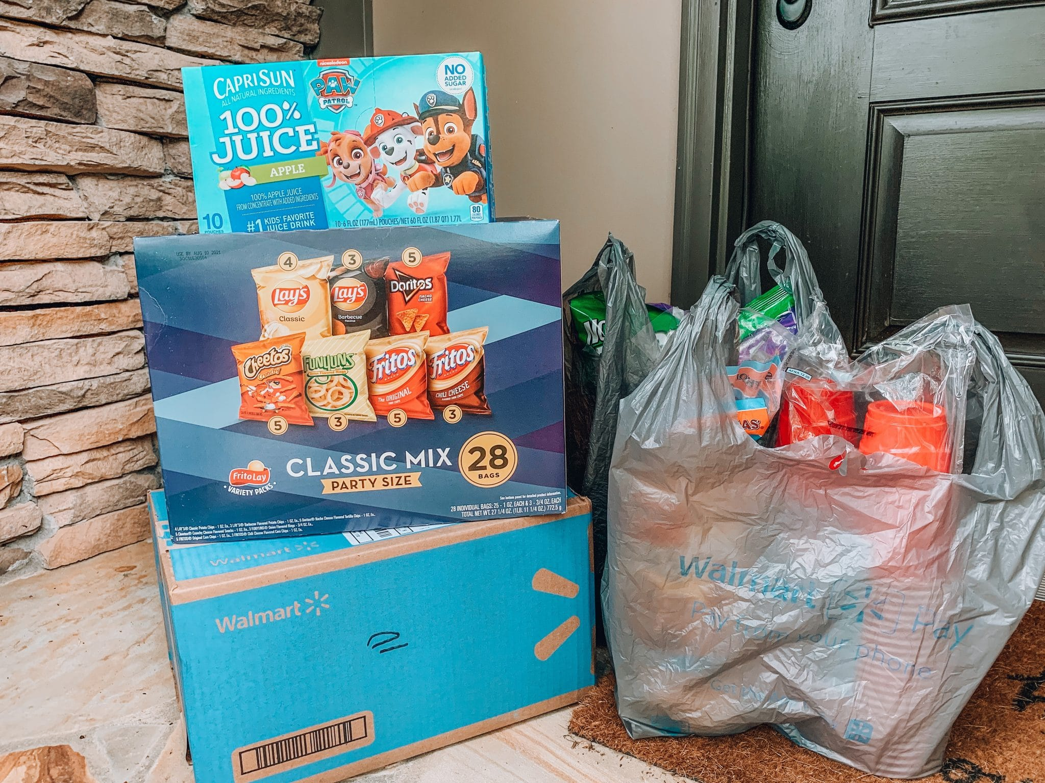 Walmart+ review, Motherhood time saver, Stilettos and Diapers