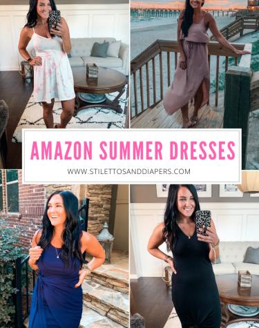 Go-to Amazon Summer Dresses