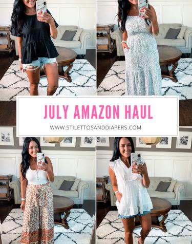 July Amazon Haul