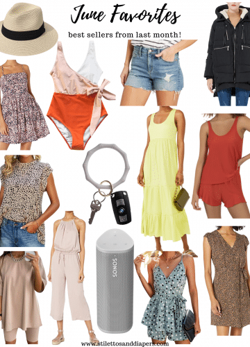 June Best Sellers, Summer favorite clothing, Amazon style, Stilettos and Diapers