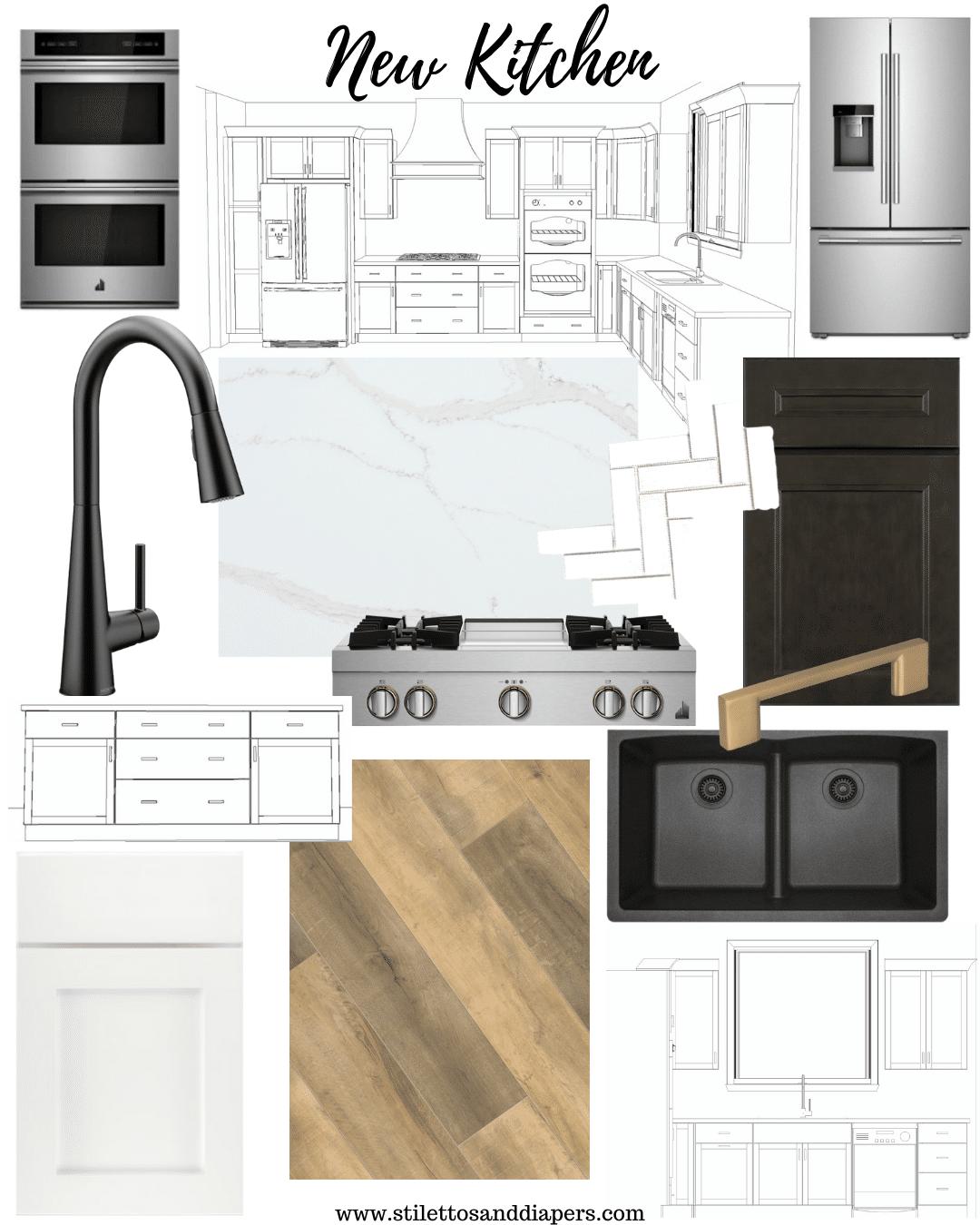 New Home Build - Kitchen Picks!
