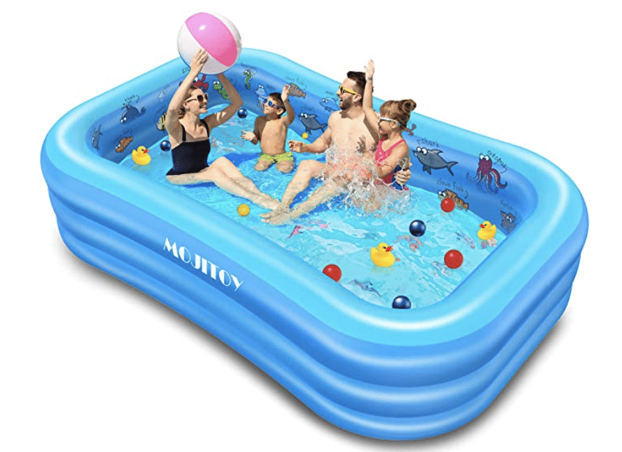 Amazon Deal of the day, Inflatable Pool deal