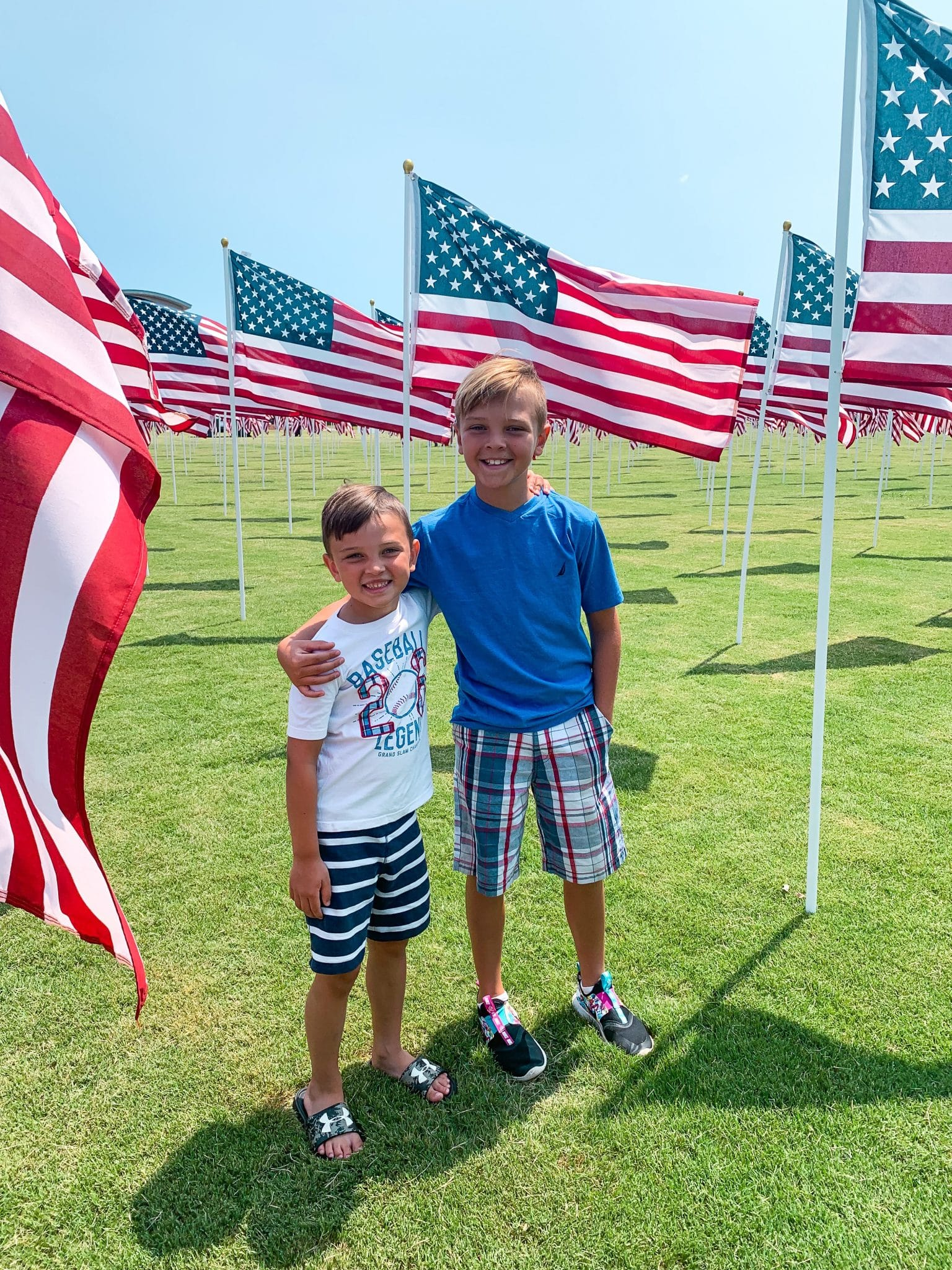 July 4th weekend, Freedom, Mooresville, NC, Stilettos and Diapers