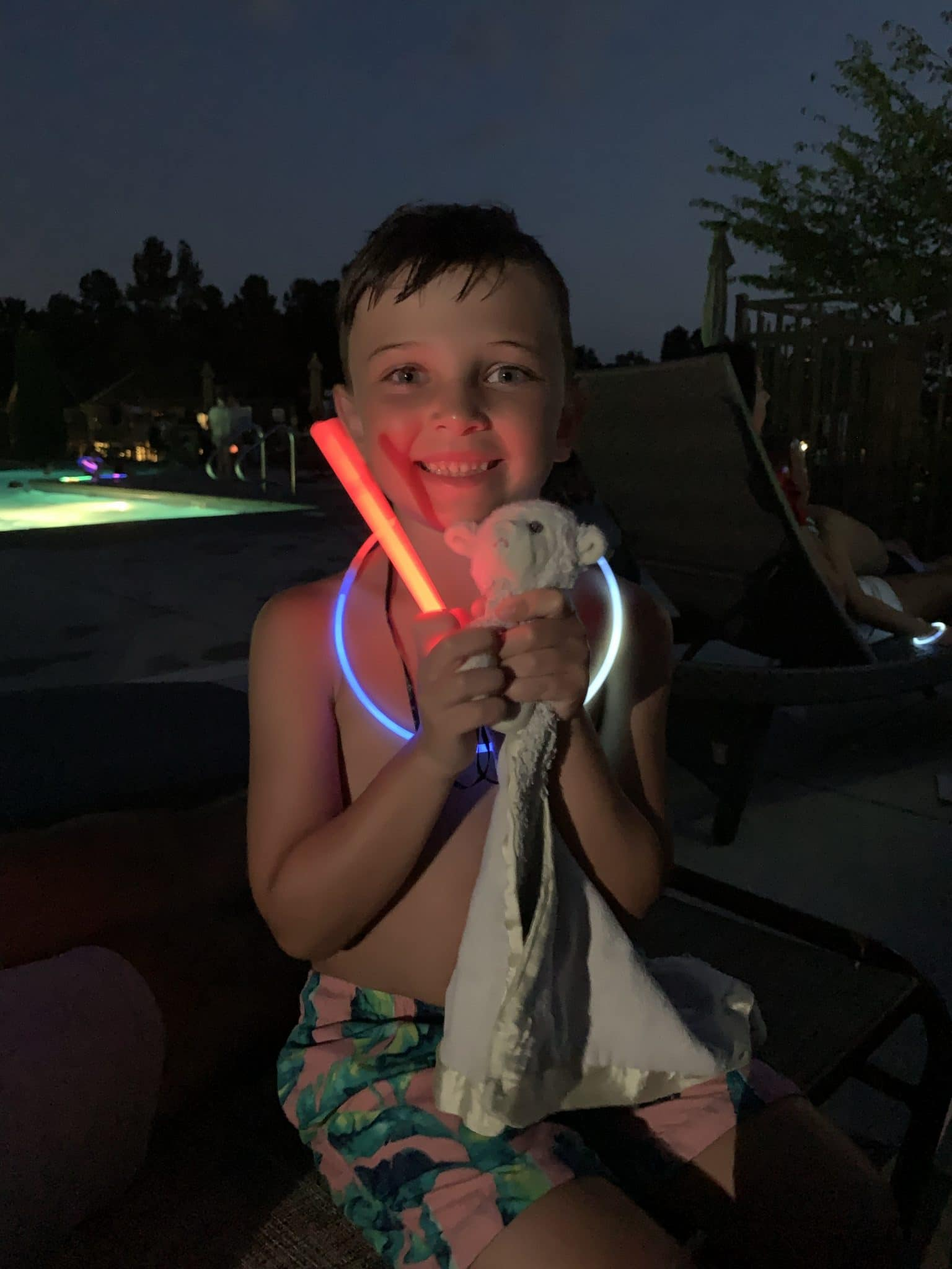 July 4th Fireworks, Lincoln Wey, Stilettos and Diapers