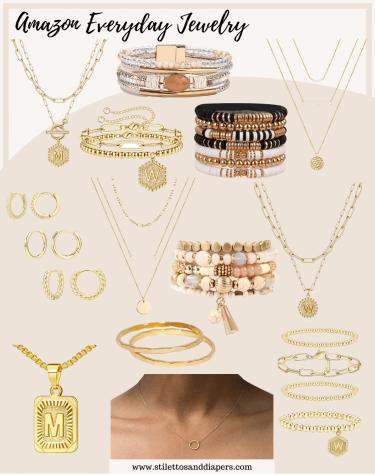 Everyday Jewelry Under $20